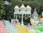 婚礼婚宴婚庆冷餐茶歇糕点蛋糕摆台服务