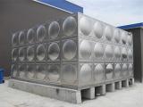 组合式不锈钢水箱批发 优质的保温水箱就在唐山热带雨太阳能科技