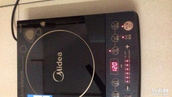 美的电磁炉c21-rk2106全新未使用过,没有箱说和炒