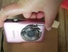 佳能粉色照相机