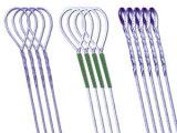 供应各种结构钢丝绳索具  合金铝压扣索具 编插钢丝绳索具