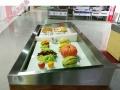 不锈钢海鲜冰台,超市冰鲜台,厂家直销