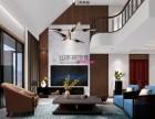 合肥山水装饰公司 新华御湖庄园小区装修设计183平现代风格