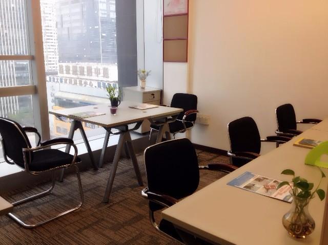 天河 非中介 小型办公室 2-5人间 可注册 外资 送秘书