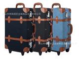 清仓促销 20寸,小圆角箱,复古箱,登机箱,行李箱,复古拉杆箱