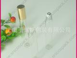 10ml玻璃滚珠瓶,专业供应透明、茶色玻璃滚珠瓶