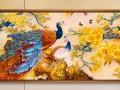 北京联合宝丽钻石画高品质材料烘托画面的艺术感