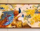 北京联合宝丽钻石画完美融合艺术和时尚的画作