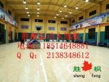 宿迁体育馆专用木地板生产,胜枫体育木地板厂家