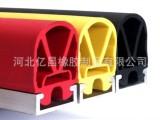 供应自动门密封条 安全触边条 磁性密封条橡胶密封条