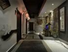 禅意风格的茶餐厅会所 江西腾坤建筑装饰