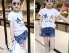 广东天天特价厂家批发拿货夏季儿童套装短袖货源便宜童装批发