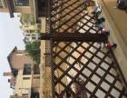 沈阳防腐木地板围栏,葡萄架,狗窝,凉亭免费上门量尺安装
