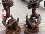 城市雕塑摆件铜雕龙铜龙雕塑 大型铜动物