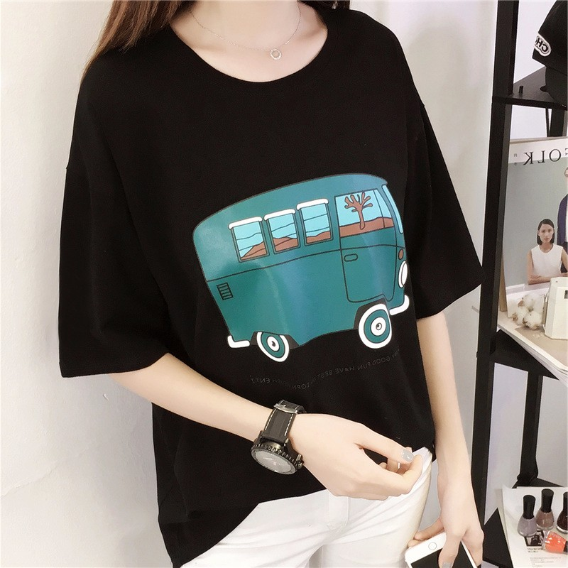 夏季新款女士短袖T恤地摊货源安徽蚌埠地摊货源T恤批发