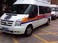 医院救护车出租专业接送危重病人出入院转院回家治疗