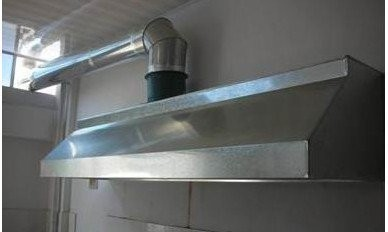 北京通风管道制作安装 装风机改风口 油烟罩安装
