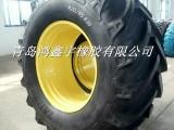 玲珑人字480/80R46拖拉机轮胎现货批发