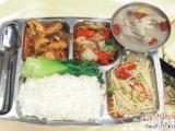 昆山花桥 专业从事团体快餐盒饭配送 食堂承包