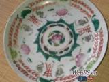 回收上海家用老瓷器哪家好,民国旧瓷器碗盘子回收