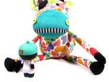【工厂批发】原创布偶毛绒玩具 牛牛布娃娃玩偶公司小礼物 中号