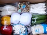 鄭州禮品蔬菜 年貨集裝箱