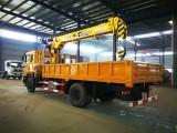 杰龙随车吊2吨-20吨国五底盘厂家直销