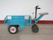 电动苗木运输车-想买花卉运输车上程磊机械