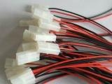 供应L6.2公母对插端子线