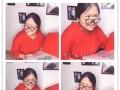 宝鸡小乐造型化妆美甲纹绣培训5月创意彩妆作品分享