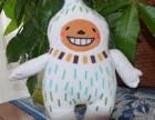 重庆毛绒玩具 企业吉祥物 抱枕 帆布包定制