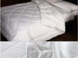 宾馆酒店用品 全棉超细纤维被芯 羽丝棉冬被
