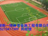 常德汉寿县塑胶跑道施工方案成本预算湖南一线体育设施工程