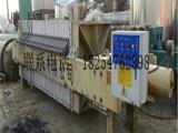 低价出售二手化工设备 出售100平方压滤机 200平方隔膜压滤机