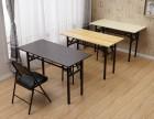 重庆城区办公桌会议桌油漆班台经理桌培训桌组合接待沙发特价