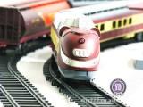 热销211电动火车轨道玩具|高档超长电动轨道玩具 3C奋发正品