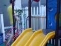 转让大型儿童滑梯组合玩具