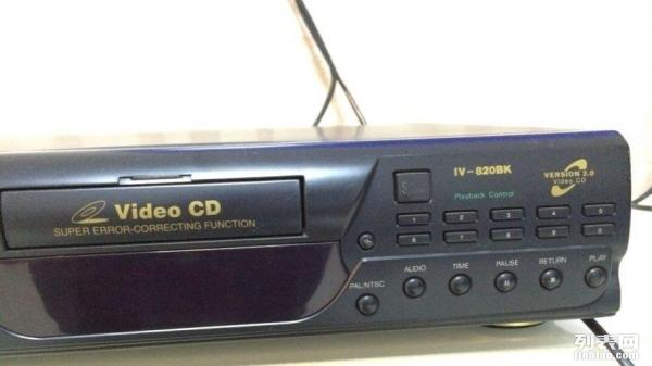 IDALL爱多VCD影碟机 IV-820BK_无锡家电_无锡列表网