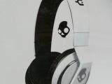 独家存货 骷髏头 MP3耳机 头戴 折叠式 运动版 单插线耳机,