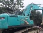 神钢SK250-8挖掘机(工地停工,急售)