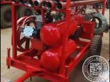 农村水井清洗 150米空压洗井机