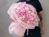 成都1小时送花上门 一个店铺开业花篮鲜花配送花店