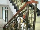 南京铁艺加工铁艺栏杆楼梯