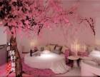 合肥酒店装修主题浪漫精致设计,低调奢华有内涵
