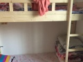 市北台东台东二路实木女生床位月付 押一付一免费水电网