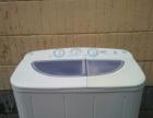 小天鹅7.5公斤双缸洗衣机有保修现转让