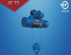 钢丝绳电动葫芦CD1型电葫芦吊机电动提升天车机卷扬机 0.5