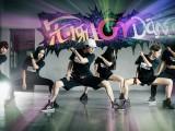 广州天河岗顶古典舞爵士舞鬼步舞专业培训班及年会舞蹈编排