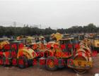 苏州二手旧压路机市场 转让20吨压路机