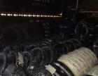 拆车厂出售正品二手轮胎